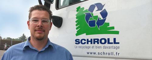Recyclage Schroll