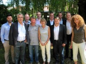 Déjeuner convivial du syndicat l'UCCA à la Closerie à Illzach | Actualité des entreprises Alsace, Mulhouse, Strasbourg - Le périscope