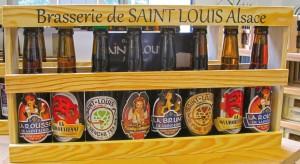 Brasserie de Saint Louis, brasserie, bière artisanale, Alsace